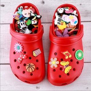 50 Crocs Shoe Charms Jibbitz New 🎀
